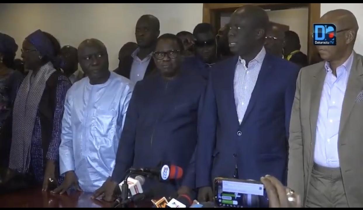 INVALIDATION DES CANDIDATURES DE L'OPPOSITION : Le C25 accuse Macky Sall de coup d'Etat électoral