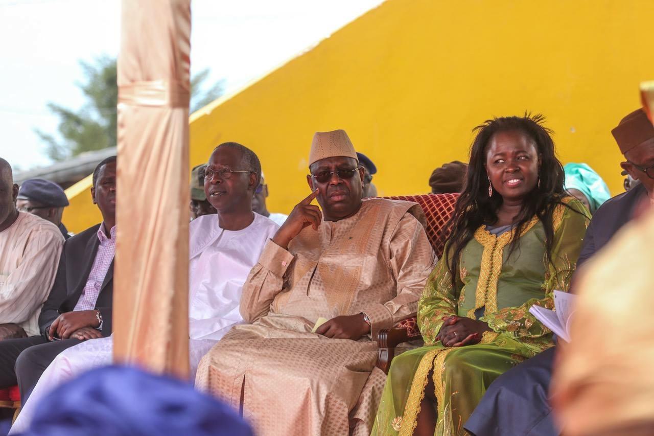 Inauguration de l'autoroute AIBD-Mbour-Thiès : Macky Sall procède à l'opération de péage