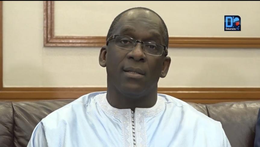 """Cité dans le saccage du siège de Sonko à Ouest-Foire : Abdoulaye Diouf Sarr parle """"d'enfantillage politique"""""""