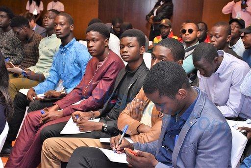 Parole aux jeunes : Quand la jeunesse s'implique dans les affaires de la Cité (IMAGES)