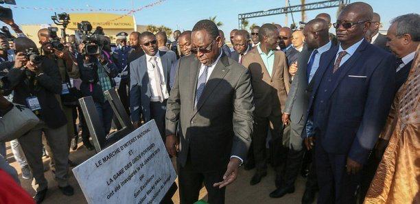 Diamniadio : Le Marché d'intérêt national baptisé Mamadou Lamine Niang