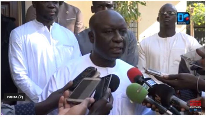 Après « Bakkah ou Makkah » : Idrissa Seck « obligé » de garder le silence