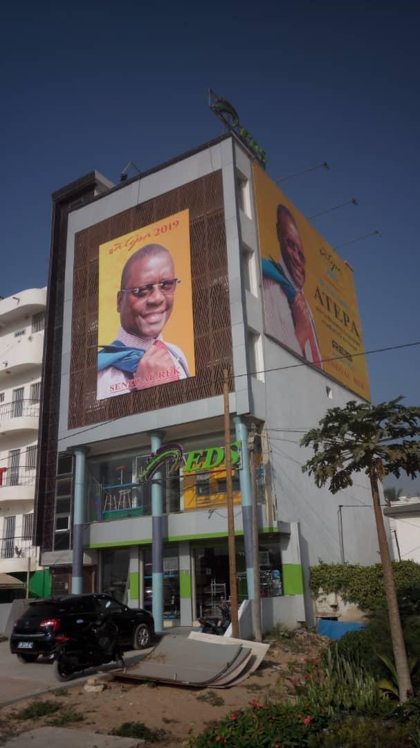 Saccage siège Sonko : Pierre Goudiaby Atépa lui offre son siège de campagne