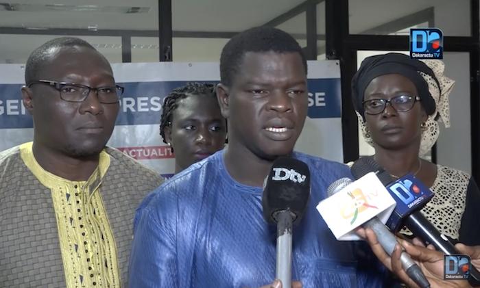 Le journaliste Bamba Kassé élu Secrétaire général du SYNPICS