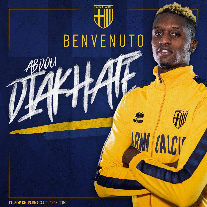 Abdou Diakhaté (Fiorentina) signe à Parme