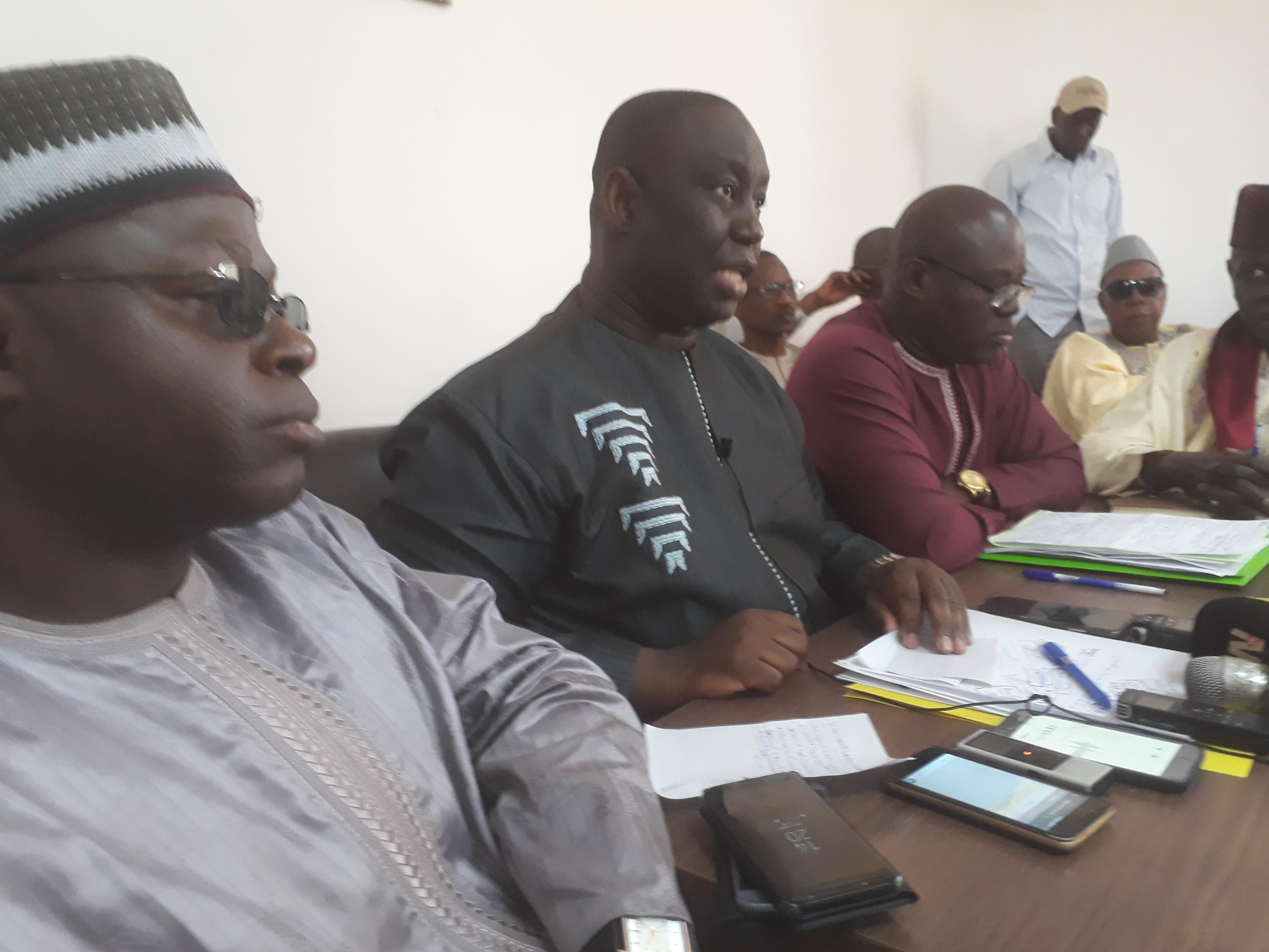 Folklore noté à l'inauguration de la Mosquée de Guédiawaye : Aliou Sall condamne et s'excuse