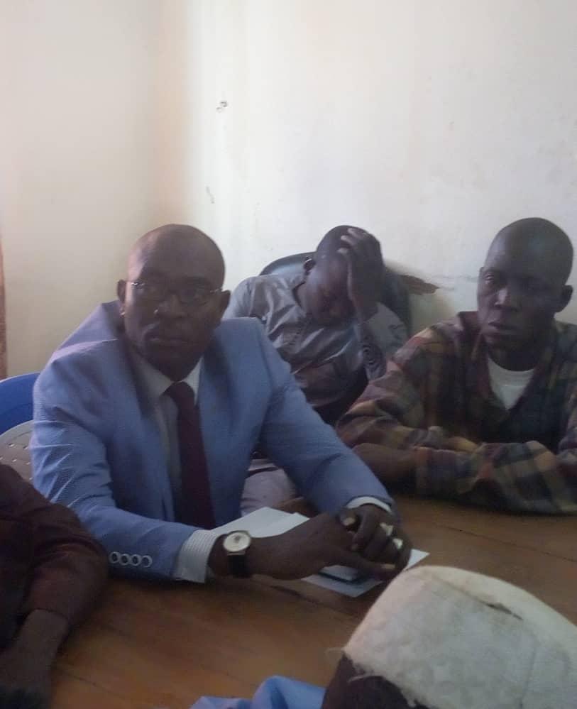 Tambacounda : Installation houleuse du comité électoral de Ndoga Babacar