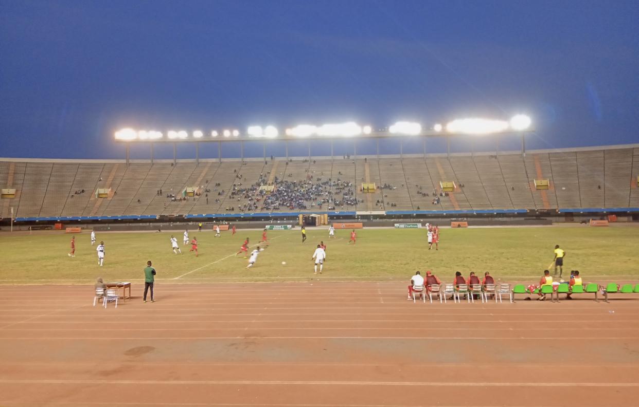 12e journée ligue 1 / Gorée - AS Pikine : Assane Diatta crucifie Gorée et envoie les Pikinois à la tête du classement (1 - 0)