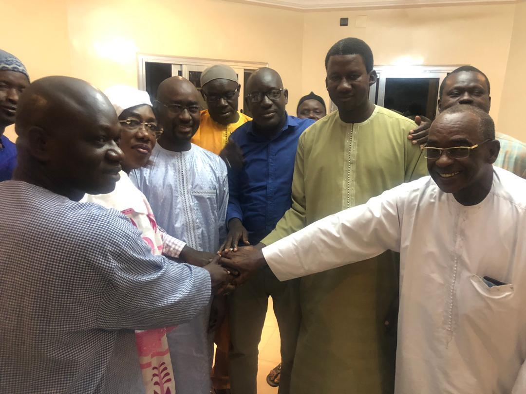 BBY À MBACKÉ - Le ministre Moussa Sakho sauve les meubles... Gallo Bâ pour la décrispation de l'ambiance délétère...