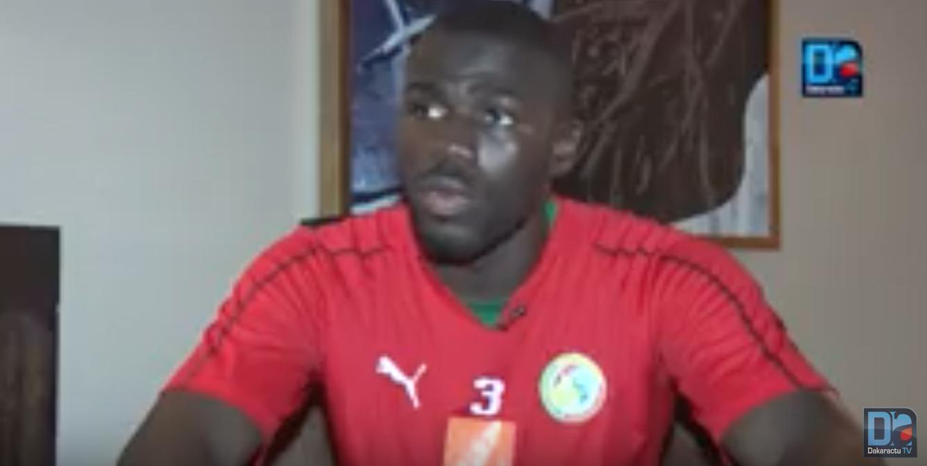 Kalidou Koulibaly explique pourquoi il a choisi le Sénégal plutôt que la France