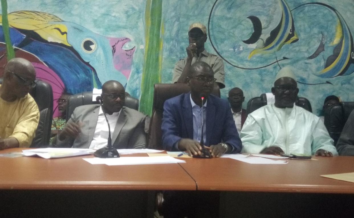 Présidentielle : « La tension que les uns et les autres essayent d'entretenir est une tension artificielle » (Ismaïla Madior Fall, Ministre)