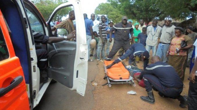 Week-end macabre à Tivaouane : Trois accidents, 5 morts dont le célèbre communicateur traditionnel Alioune Badara Mboup dit Baye Fallou Kajoor