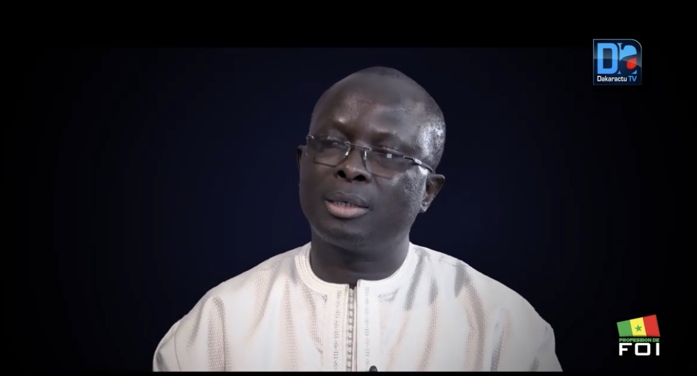 Tension préélectorale : Modou Diagne Fada joue la carte de l'apaisement