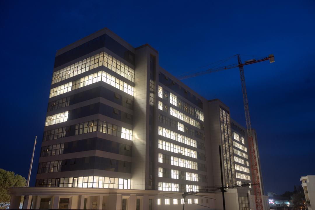 LE BUILDING ADMINISTRATIF EN CHIFFRES ET EN LETTRES : Une bâtisse intelligente, un bijou architectural