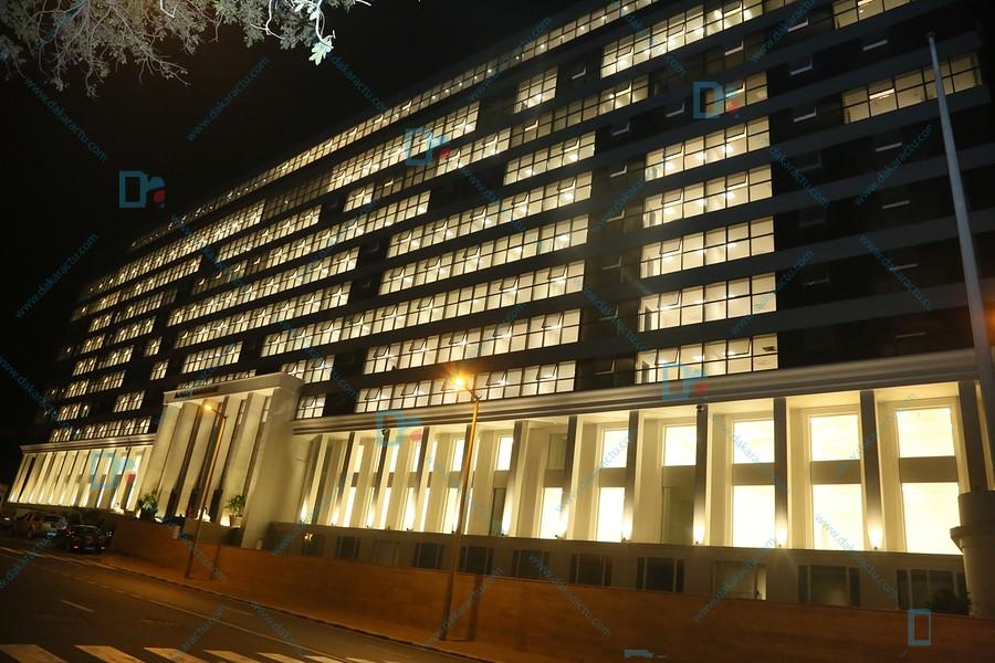 Réhabilitation et équipement : Le building administratif a fait peau neuve