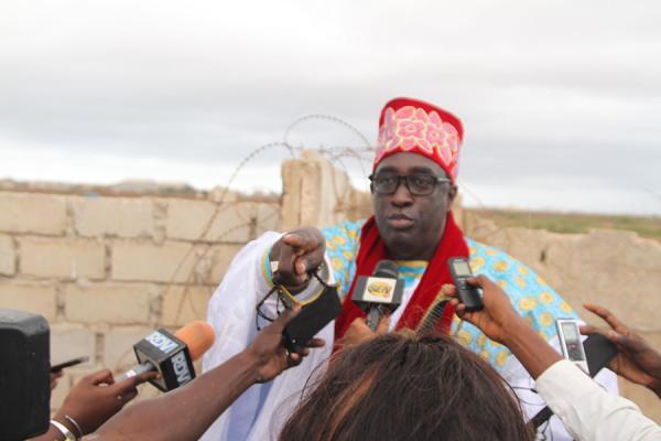 QUESTIONS D'ACTUALITÉ -  Le Grand Serigne de Dakar, Pape Ibrahima Diagne, se prononce jeudi.