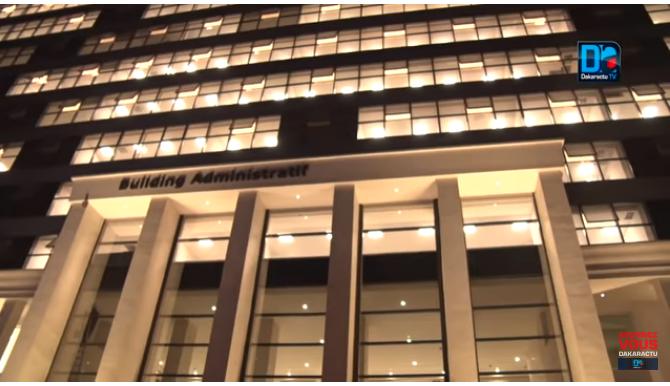 Le Building administratif porte le nom de Mamadou Dia