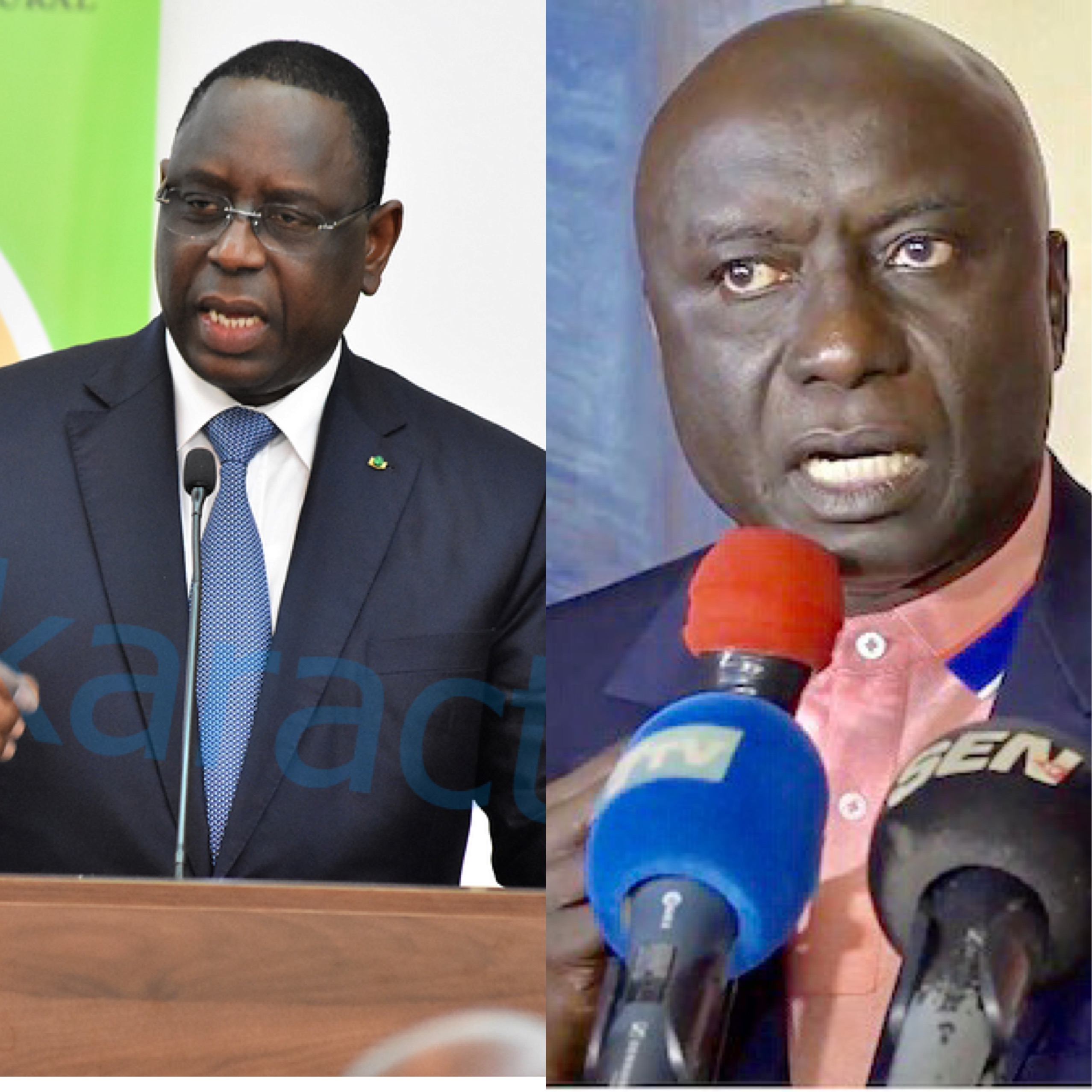 Idrissa Seck - Macky Sall : Un duel inévitable