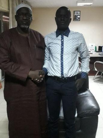 APR : Siré Dia fait rallier le Coordinateur de Rewmi de la commune de Patte d'Oie…