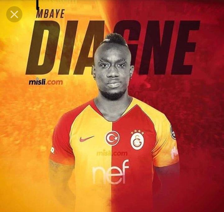 L'attaquant Sénégalais Mbaye Diagne signe à Galatasaray pour 12€