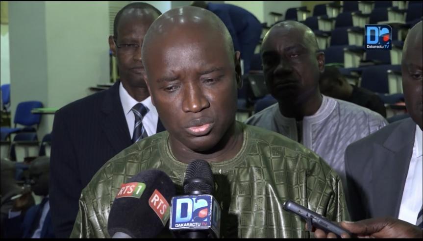 Interdiction de remise de gilets américains à la presse sénégalaise : Les raisons d'Aly Ngouille Ndiaye