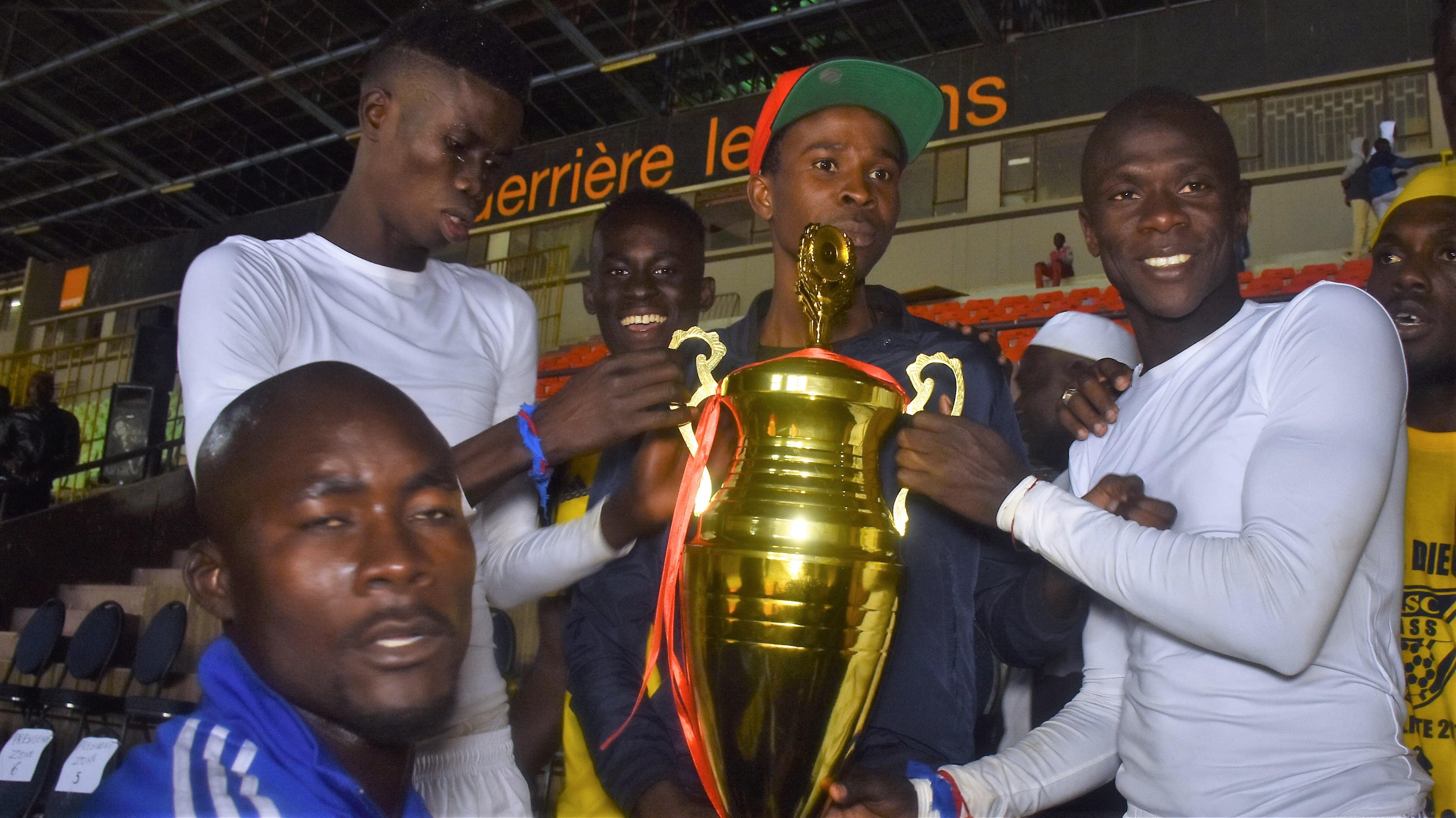 Finale Zone 2B ODCAV Dakar : 25 ans après, l'Asc Fass remporte la finale devant Gouye Salane (3-1)