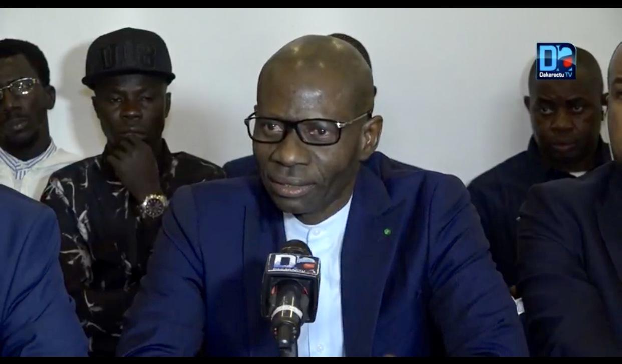 Présidentielle 2019 : Boubacar Camara soutient Sonko (Officiel)