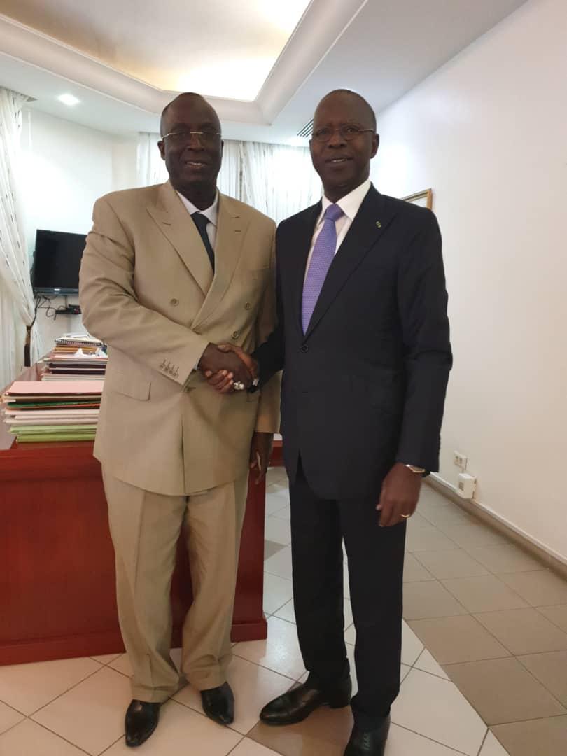 Conséquences de son soutien à Sonko : Atepa lâché par son directeur de cabinet / Baye Niasse vote Macky