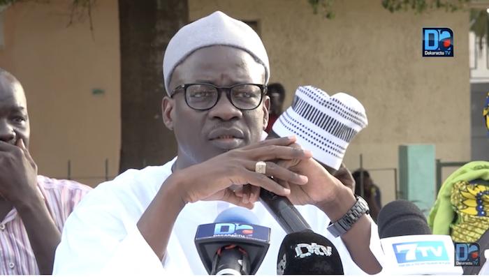 Présidentielle 2019 : Le maire de la Patte d'Oie Banda Diop dans le «Macky»