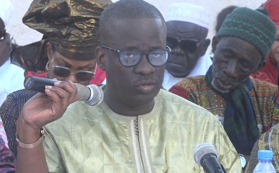 Banda Diop, maire de la Patte d'Oie : «Je soutiens le candidat Macky Sall, mais je ne rejoins pas le parti présidentiel… »