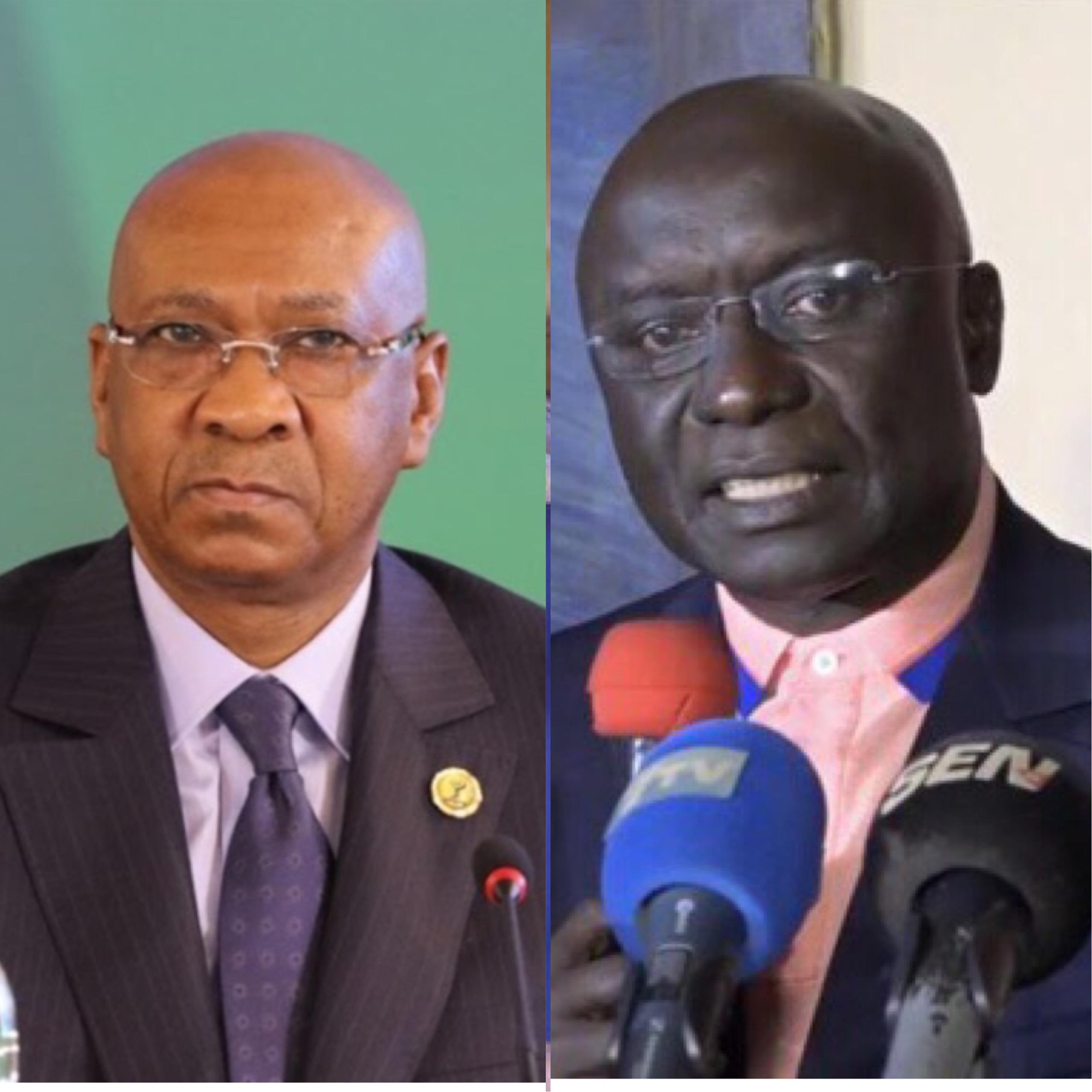 Présidentielle 2019 : Cheikh Hadjibou Soumaré soutient Idrissa Seck