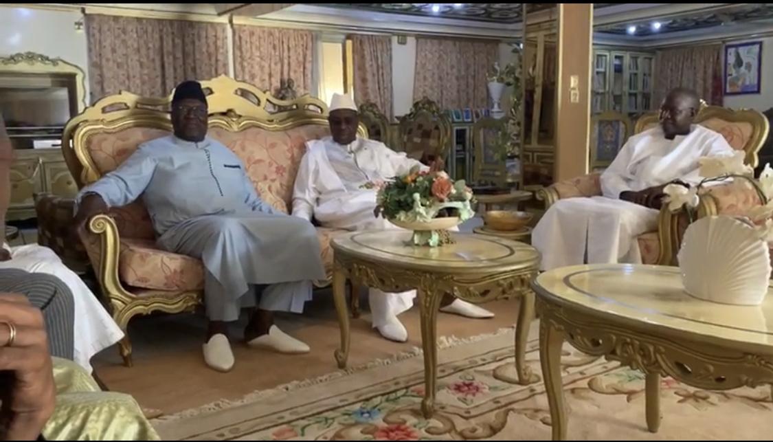 Macky Sall chez Famara Ibrahima Sagna : Ce que les deux hommes se sont dit!