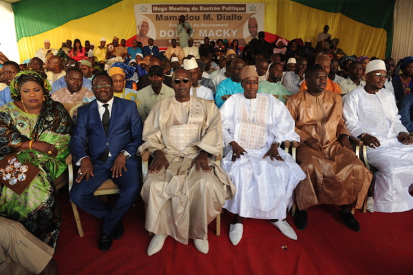 La commune de Louga a deux comités électoraux parallèles