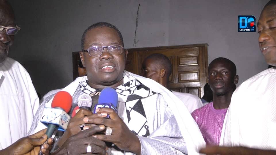 PRÉSIDENTIELLE / Serigne Fallou Mbacké jette son dévolu sur SONKO