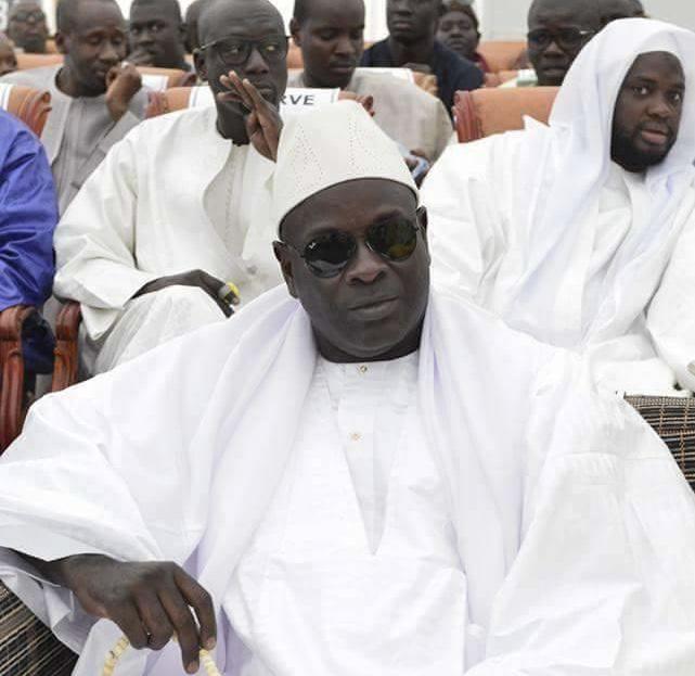 SERIGNE DANE ABDOU LAHAD MBACKÉ : «Voilà les raisons qui l'ont poussé à aller accueillir le Président Macky Sall»