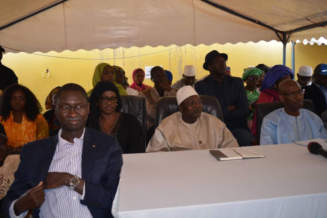 Rufisque/Présidentielle 2019 : Unité retrouvée au sein de BBY « pour  une victoire  de Macky Sall dès le 1er tour et à plus de 70% » (M. Oumar Guèye, Coordinateur de BBY)