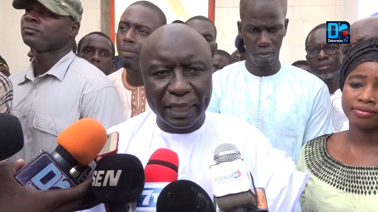 Campagne présidentielle 2019 : Idrissa Seck attendu ce matin à Thiénaba et Ngoudiane