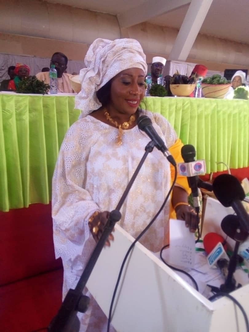 Mariama Dramé ANCAR : «L'agriculture a eu un regain d'énergie grâce à Macky Sall»