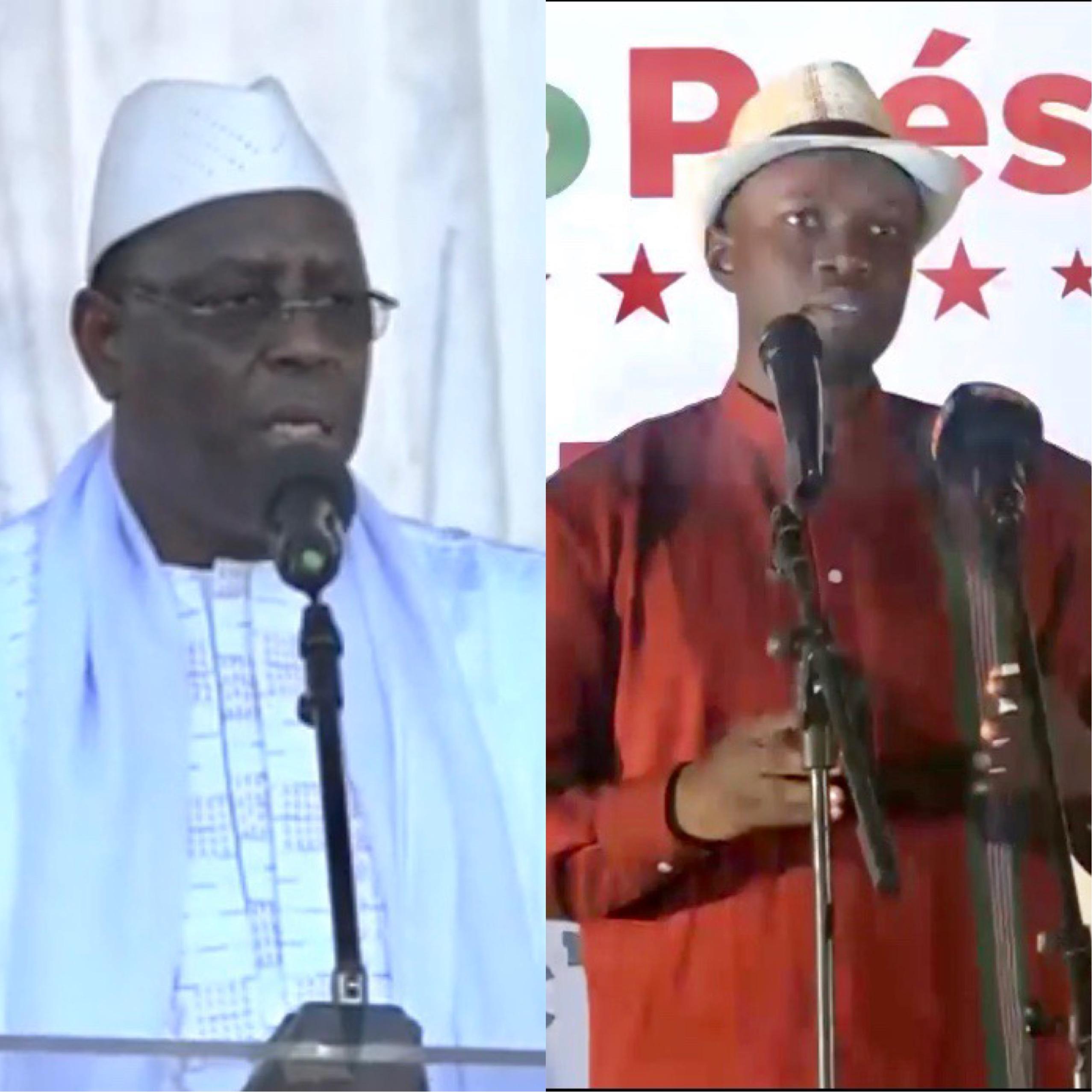 Campagne électorale Jour 1: Macky gagne le discours politique, Sonko gagne le discours patriotique.