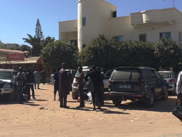 Manque de moyens logistiques : Dakaractu démonte le démenti de l'équipe de campagne de Sonko