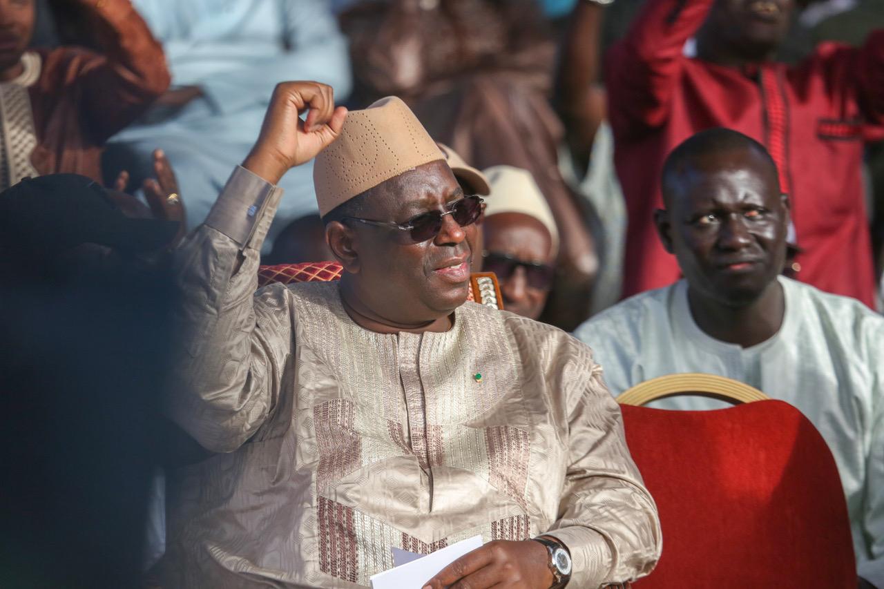 Présidentielle 2019 / Macky Sall à ses adversaires : ''Les Sénégalais ne sont pas dupes''