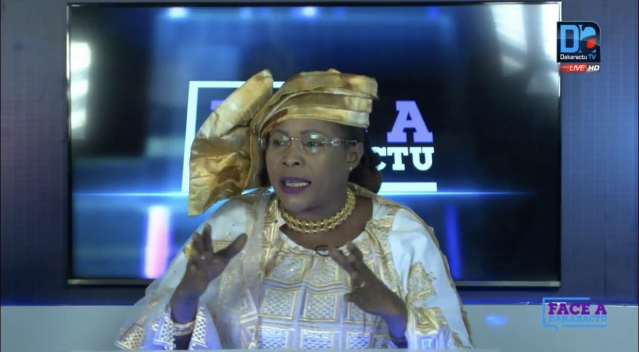 « Ce que nous voulons dans ce pays, c'est que les élections ne se fassent pas » (Mame Diarra Fam du Pds)