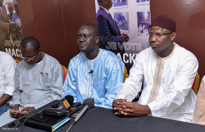 Présidentielle 2019 : BBY de Grand-Yoff décroche le soutien de Me Ousseynou Babou, ancien conseiller d'Abdoulaye Wade