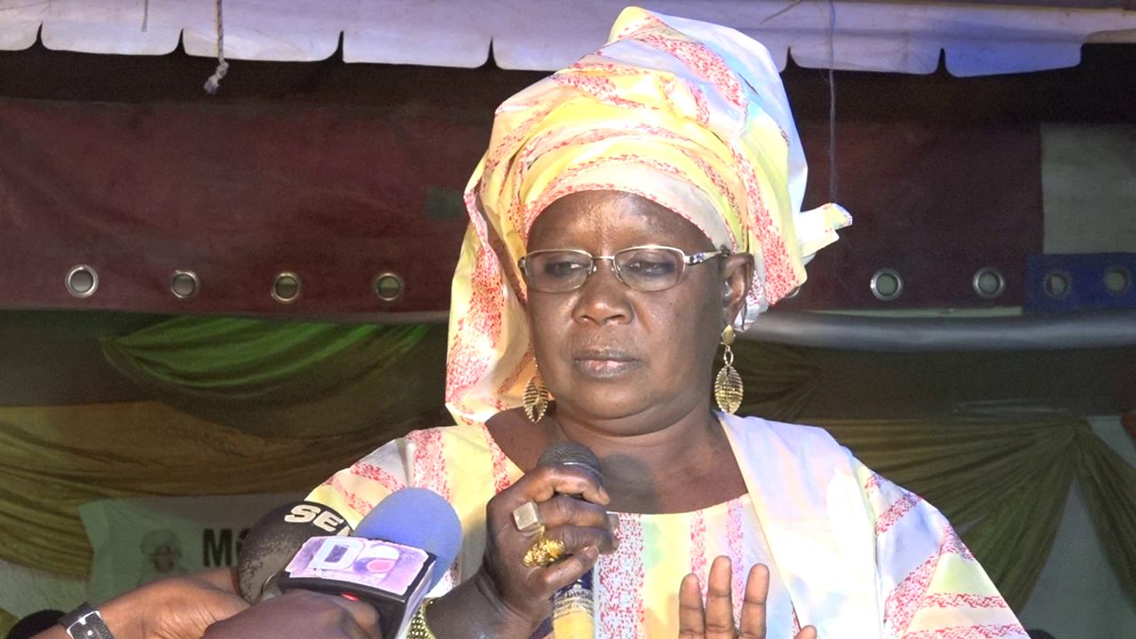 MBACKÉ- Ralliement en pleine campagne électorale / Sokhna Ndèye Diop de Bokk Gis-Gis file vers l'Apr