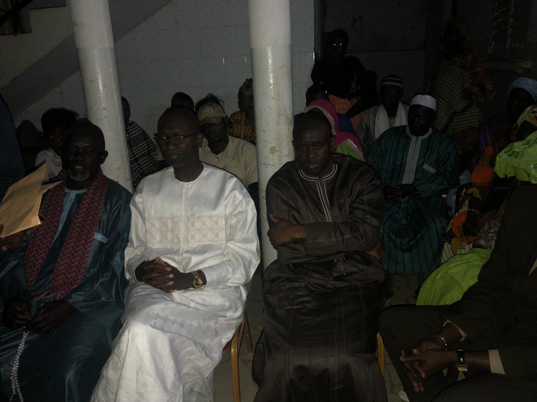 Présidentielle 2019/Rufisque : la longue marche d'Ismaïla Madior Fall pour la réélection de ''son candidat Macky Sall'' dès le 1er Tour au soir du 24 Février. (Images)