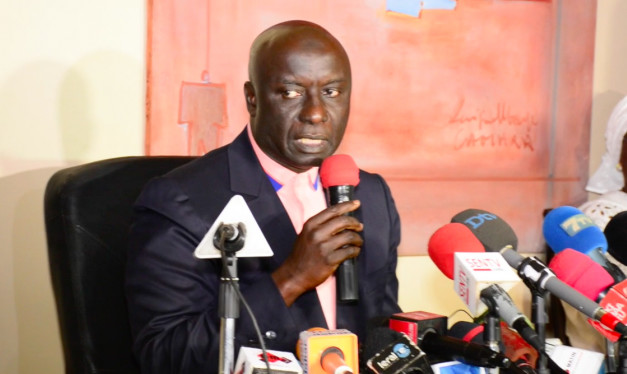 Présidentielle 2019 : «Une collectivité territoriale / Un milliard», Idrissa seck s'engage.