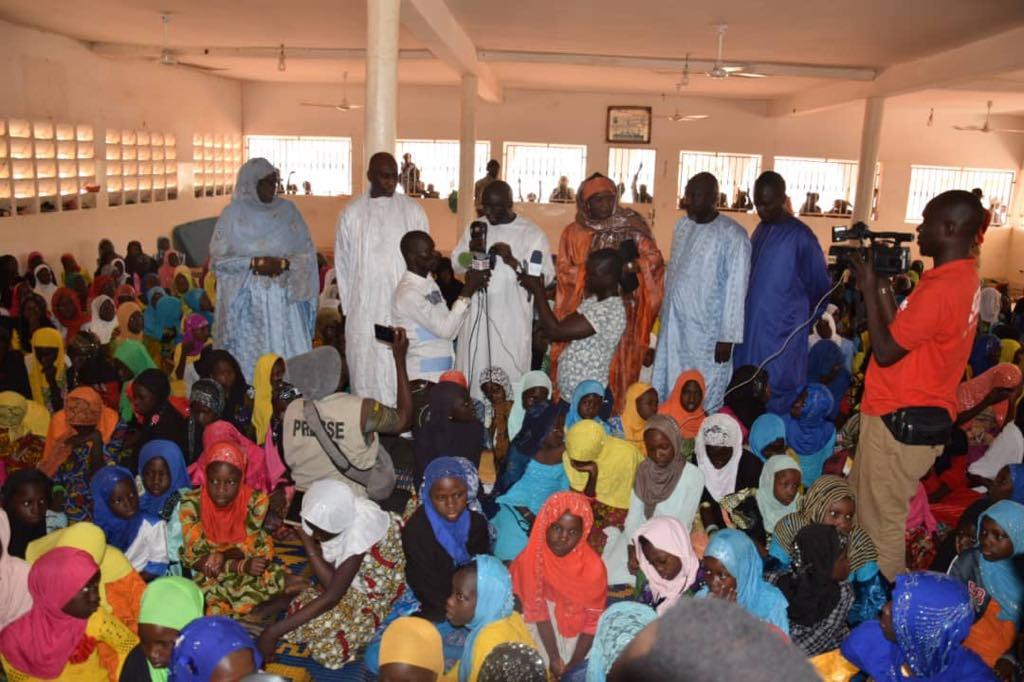 Porokhane / Daara Mame Diarra Bousso : Idrissa Seck annonce la construction d'une direction générale pour la modernisation des Daaras