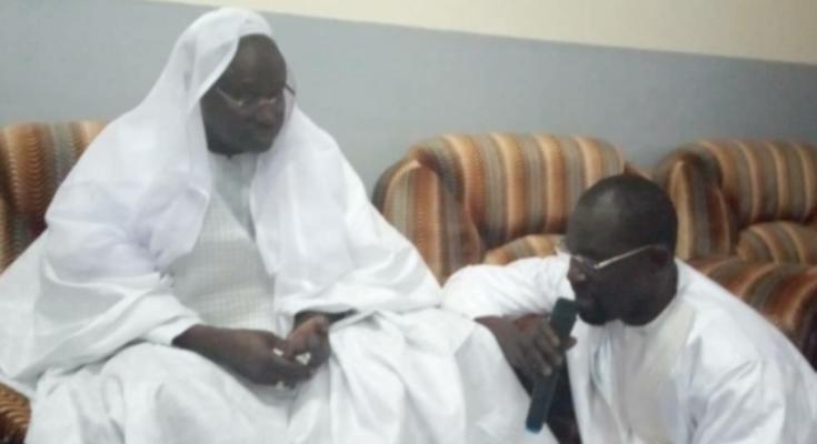 Kaolack : Moustapha Sow rend visite aux chefs religieux et fait rallier des militants de Rewmi et du Pds dans le «Macky»