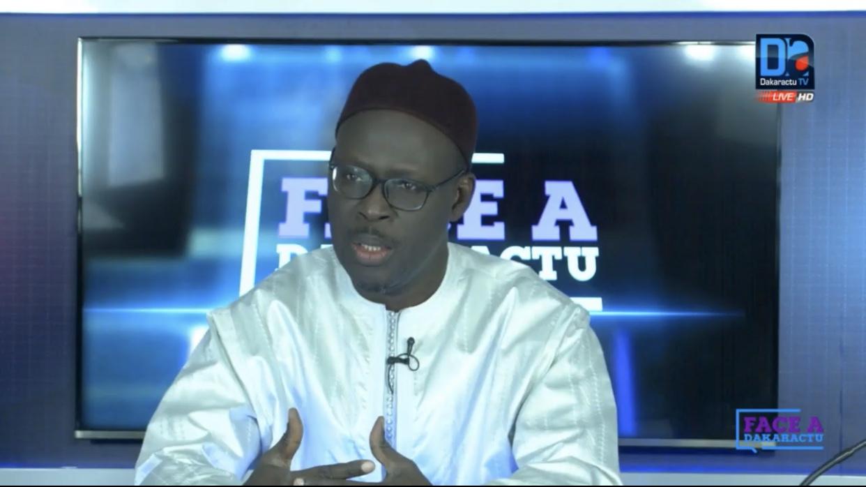 Lourde charge de Bamba Dièye : « Nous souffrons d'avoir porté à la tête du pays un dirigeant qui ment »