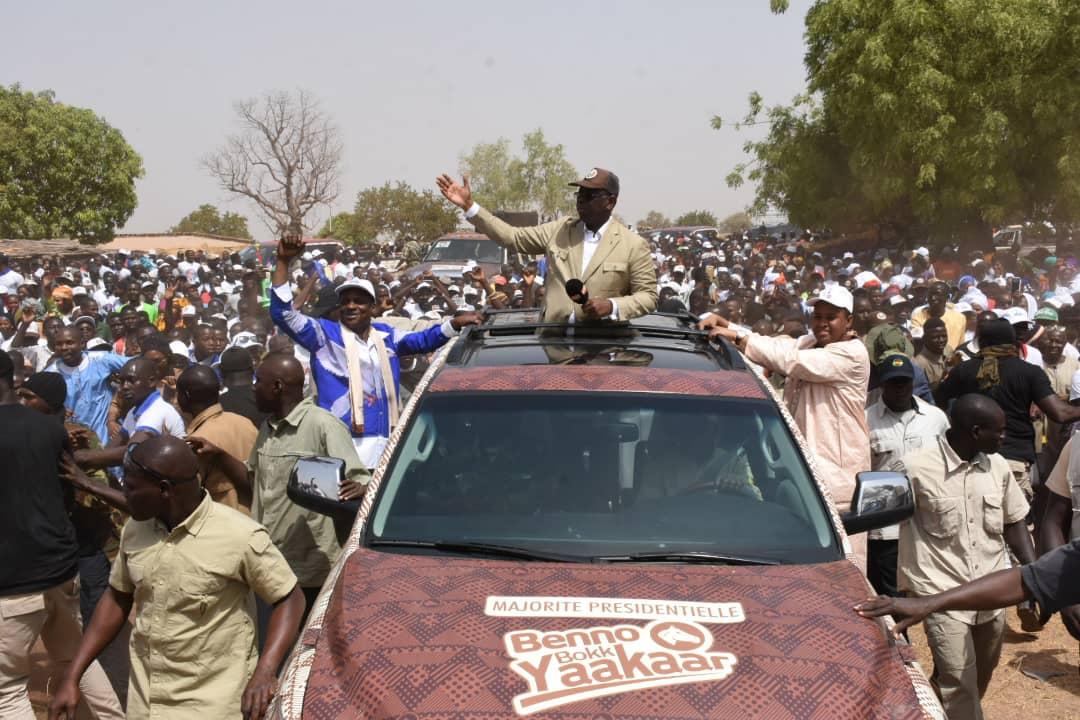 Présidentielle 2019 / Ibrahima Barry, (Pcd de Vélingara) : ''Ce qui prouve que vos opposants n'ont aucun programme''